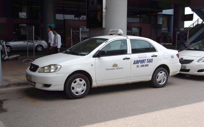 Kết quả hình ảnh cho taxi noi bai airport