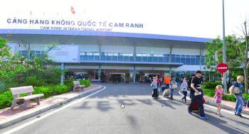 Kết quả hình ảnh cho sân bay cam ranh