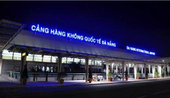 Image result for sân bay đà n