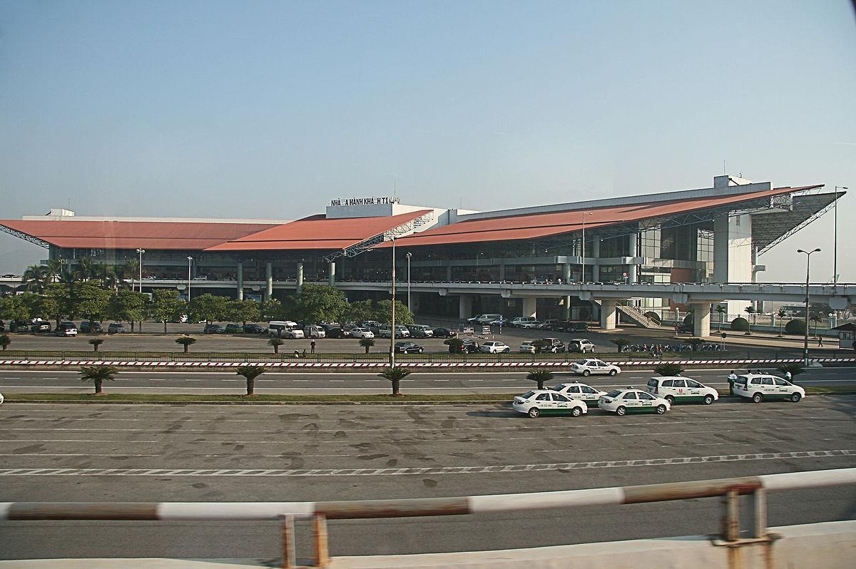 noi bai hanoi airport terminal