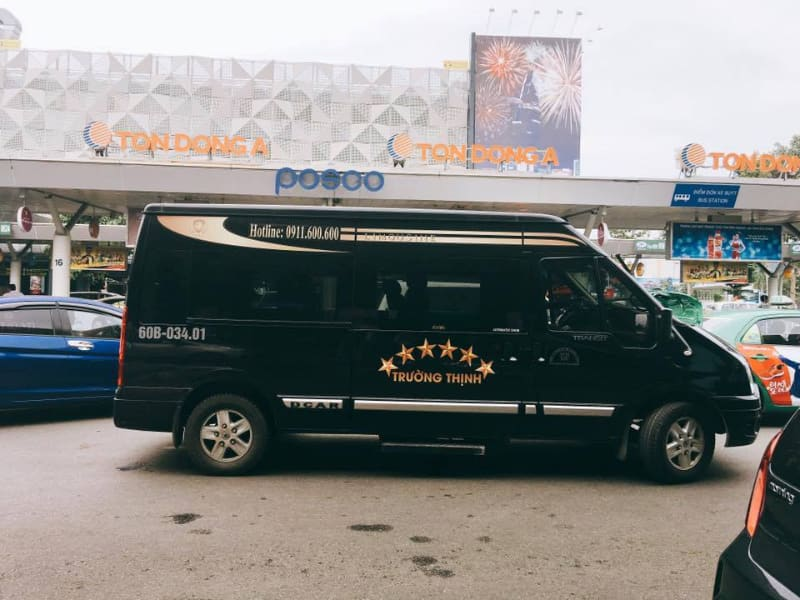 Truong Thinh Shuttle Bus