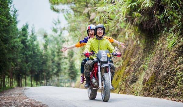 Motobike From Da Nang To Hue