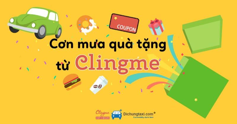 Ưu đãi từ Clingme