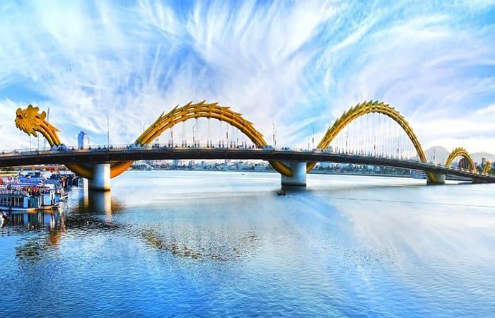 Dragon Bridge Da Nang