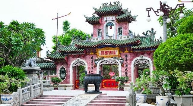 Assembly Hall of the Fujian Chinese Congregation