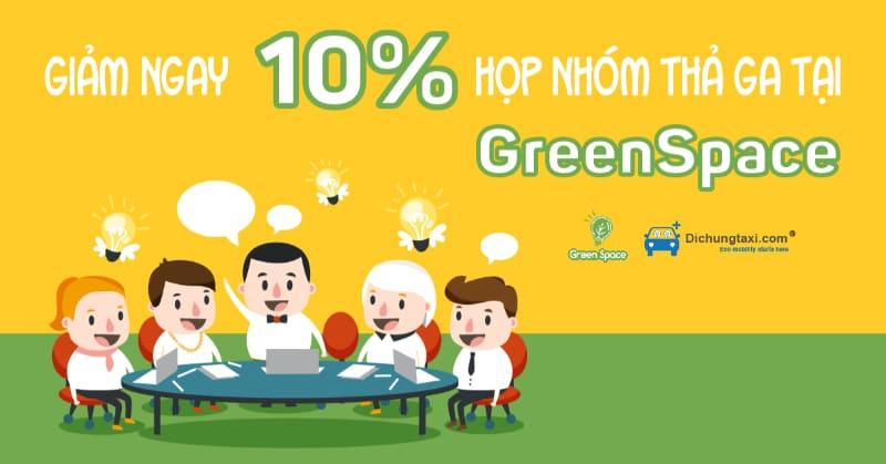 hợp tác greenspace