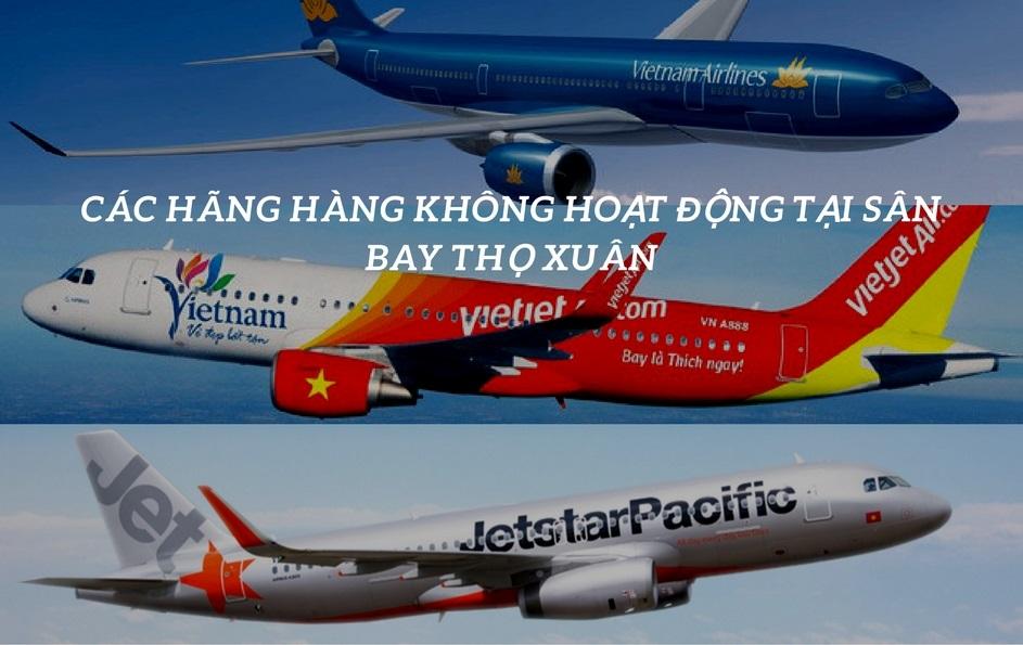 cac-hang-hang-khong-tai-san-bay-tho-xuan