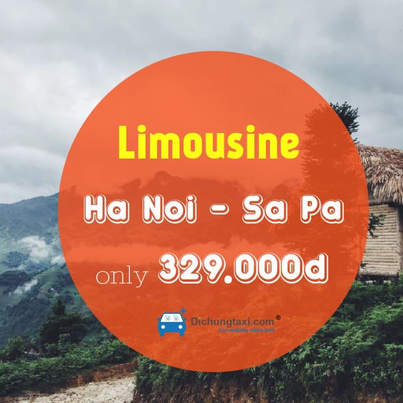 Hanoi Sapa Limosine