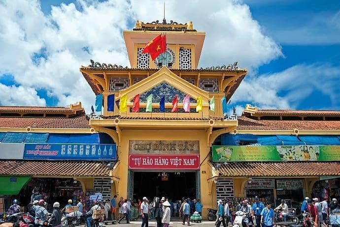 China Town Market (Binh Tay Market)