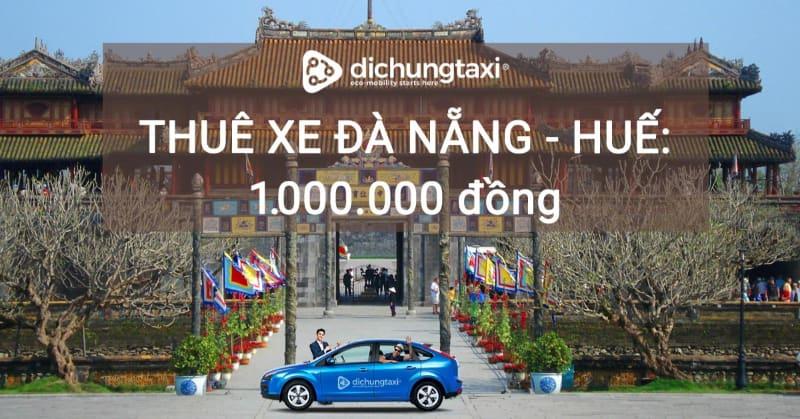 Thuê xe Đà Nẵng- Hội An