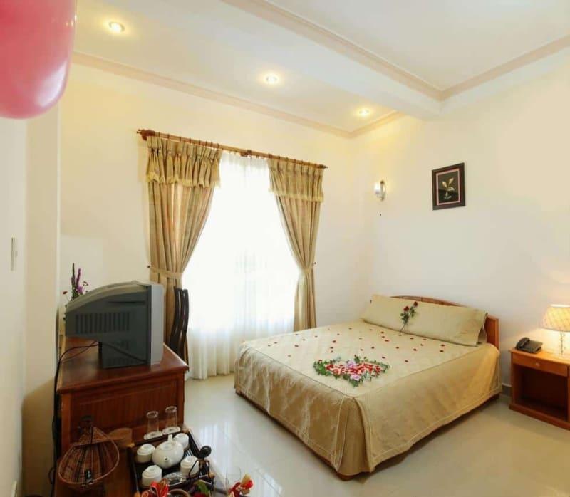 Khách sạn trung tâm Đà Lạt
