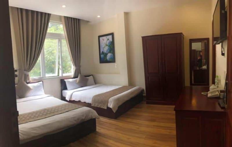 Khách sạn ở trung tâm Đà Lạt