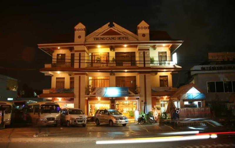 Khách sạn gần chợ trung tâm Đà Lạt