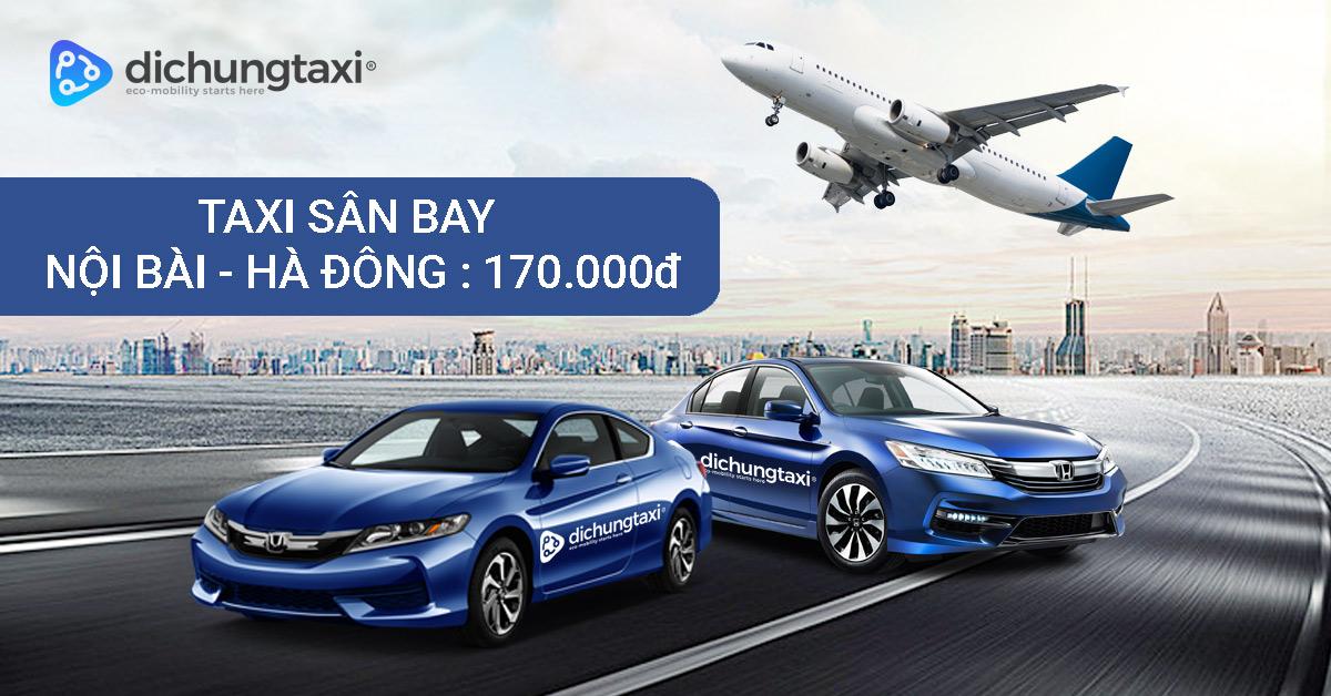 Taxi Hà Nội - Hà Đông