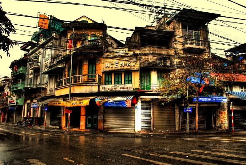 Ha Noi Old Quarter