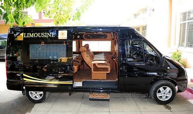 limousine-di-sa-pa