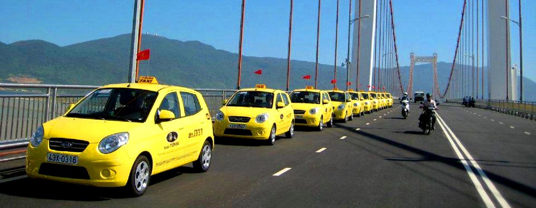 Taxi Đà Nẵng đi Hội An