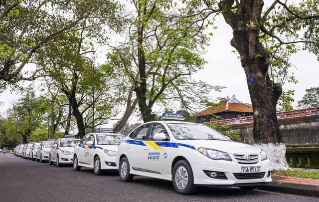 Taxi Huế Đà Nẵng