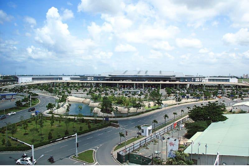 Tan Son Nhat - Ho Chi Minh Airport