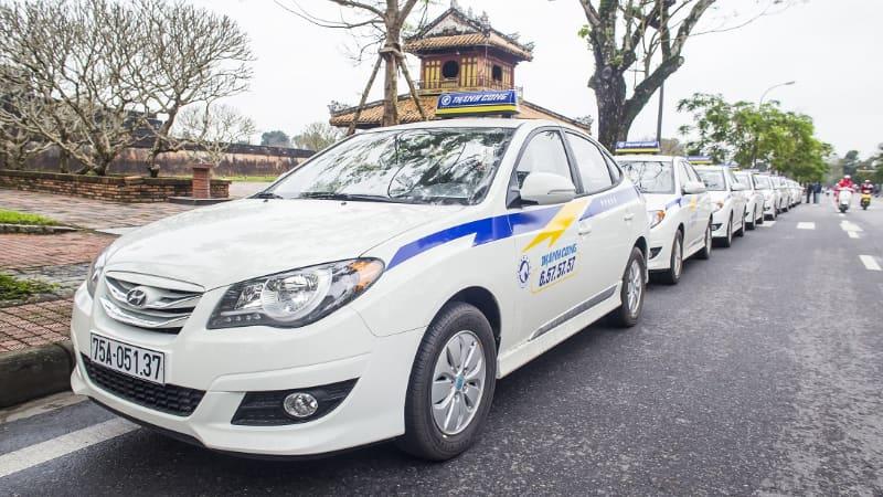 Taxi Thanh Cong