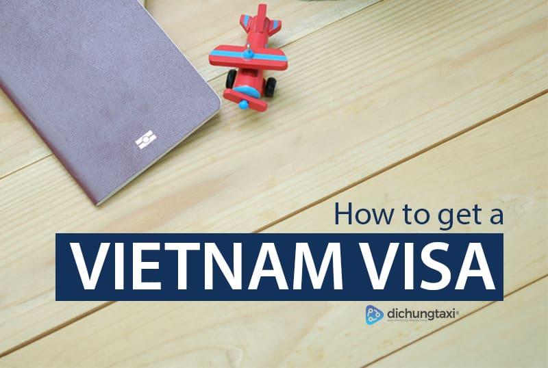 How to get a Vietnam visa